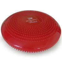 Sissel Dysk do trenowania równowagi Balancefit, 32 cm, czerwony