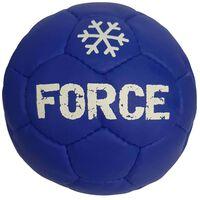 GUTA Piłka do gry w dwa ognie, miękka, niebieska, 13 cm