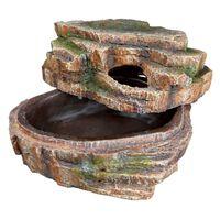 TRIXIE Jaskinia z żywicy poliestrowej dla węża, 26x20x13 cm, 76199
