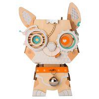 Robotime Zestaw modelarski do złożenia doniczki Puppy
