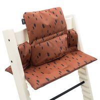 Jollein Poduszka na regulowane krzesełko do karmienia Spot, karmelowa