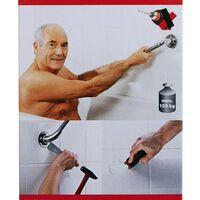 RIDDER Klej montażowy do akcesoriów łazienkowych Fix & Clean, A2000000