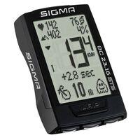 Sigma Licznik rowerowy BC 23.16 STS, czarny, 2317