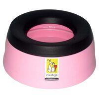 Road Refresher Nierozlewająca miska dla psa, mała, różowa