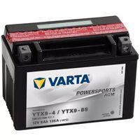 Varta Akumulator do motocykla, Powersports AGM YTX9-4 / YTX9-BS