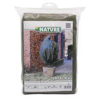 Nature Kaptur ochronny dla roślin, 70 g/m², zielony, 1,5x2 m