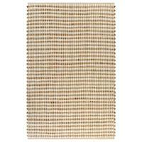 vidaXL Ręcznie tkany dywan, juta, 120 x 180 cm, naturalny i biały