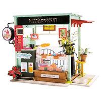 Robotime Miniaturowy zestaw modelarski Dessert Shop