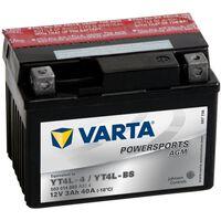 Varta Akumulator do motocykla, Powersports AGM YT4L-4 / YT4L-BS