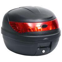 vidaXL Kufer motocyklowy na jeden kask, 35 L