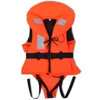 vidaXL Kamizelka ratunkowa dla dziecka 100 N 10-20 kg