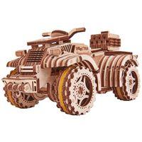 Wood Trick Drewniany model quada, zestaw modelarski