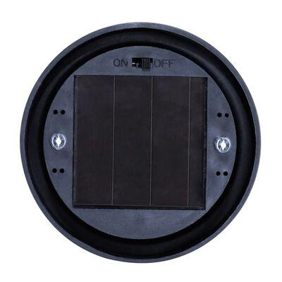 vidaXL Lampy do oświetlenia ścieżki, 8 szt, LED, 15 cm, ze szpikulcami