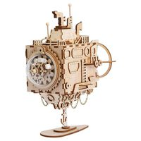 Robotime Zestaw modelarski, pozytywka Steampunk Submarine
