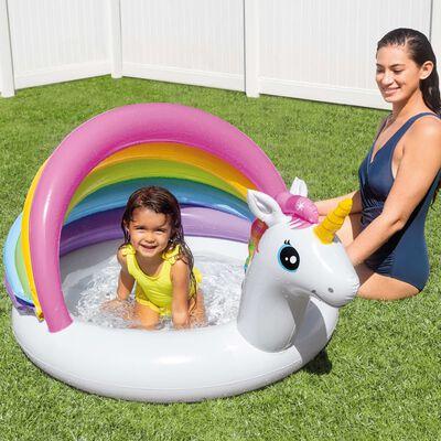 Intex Basenik dla dzieci Unicorn Baby, 127x102x69 cm