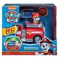 Paw Patrol Zdalnie sterowany samochód zabawkowy, Marshall Fire Truck