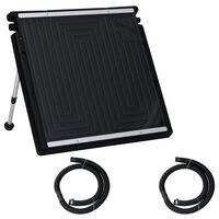vidaXL Solarny podgrzewacz wody w basenie, 75x75 cm