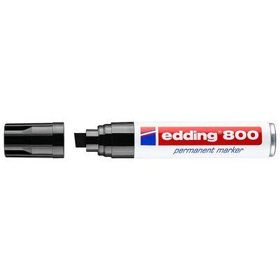 edding Markery permanentne, 2 szt., czarne, 800