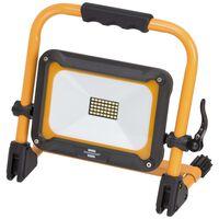 Brennenstuhl Przenośny reflektor LED, JARO 2000 MA, bateria, IP54, 20W