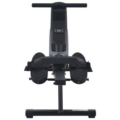 vidaXL Wioślarz treningowy z oporem magnetycznym