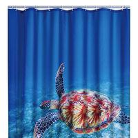 RIDDER Zasłona prysznicowa Turtle, 180 x 200 cm