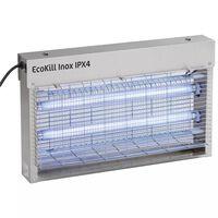 Kerbl Elektryczna pułapka na owady EcoKill Inox, IPX4, 2x15 W, 299935