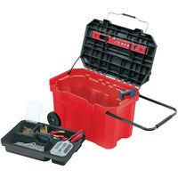 Draper Tools Skrzynka na narzędzia, mobilna, 74x45x49 cm