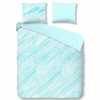 Good Morning Zestaw pościeli 5738-A SHARON 140 x 200/220 cm, niebieski