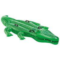 Intex Materac w kształcie aligatora Giant Gator, 203x114 cm