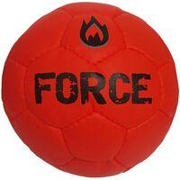 GUTA Piłka do gry w dwa ognie, miękka, czerwona, 13 cm