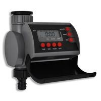vidaXL Automatyczny, elektroniczny sterownik nawadniania, jeden wylot
