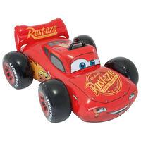 Intex Dmuchany materac Cars, czerwony, 84x109x41 cm