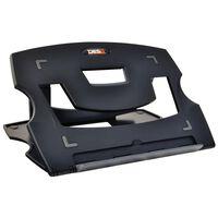 DESQ Podstawka pod notebooka, 28,5x21x1 cm, czarna