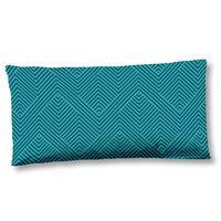 HIP Poszewka na poduszkę GIADA, 40x80 cm, niebieska