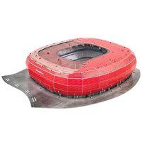 Nanostad 119-częściowy zestaw puzzli 3D Allianz Arena, PUZZ180053