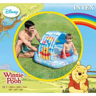 Intex Basen nadmuchiwany Winnie the Pooh, kolorowy, 109x102x71 cm