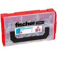 Fischer Zestaw kołków ściennych SX FIXtainer, 210 szt.