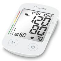 Medisana Ciśnieniomierz naramienny z funkcją mowy BU 535 Voice, biały