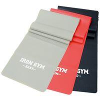 Iron Gym Zestaw 3 taśm do ćwiczeń, IRG042