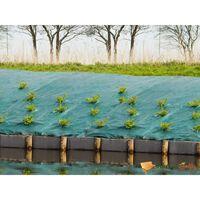 Nature Agrotkanina przeciw chwastom, 2,1 x 25 m, zielona