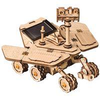 Robotime Samochodzik na energię słoneczną Vagabond Rover