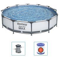 Bestway Basen Steel Pro MAX, 366 x 76 cm