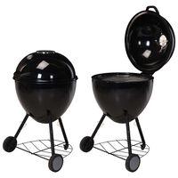 ProGarden Grill typu kettle, 54x92 cm