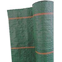 Nature Agrowłóknina przeciw chwastom, 1 x 25 m, zielona