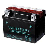 VMF Powersport Akumulator Liquifix, 12 V 3 Ah, MF YTX4L-BS