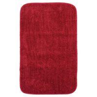Sealskin Dywanik łazienkowy Doux, 50 x 80 cm, czerwony, 294425459