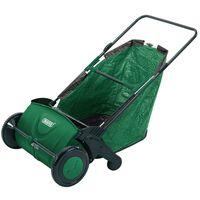 "Draper Tools Zamiatarka ogrodowa 21"", zielona"