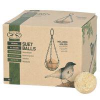 Esschert Design Całoroczne kule tłuszczowe dla ptaków, z uchwytem
