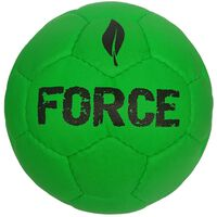 GUTA Piłka do gry w dwa ognie, miękka, zielona, 13 cm