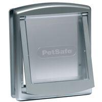 PetSafe Drzwiczki dla zwierząt 737, S, 17,8 x 15,2 cm, srebrne, 5019